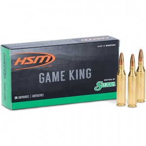 HSM Game King 300 Blackout 20rd Ammo