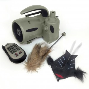 ICOtec GC320 Electronic Game Call/Decoy Combo