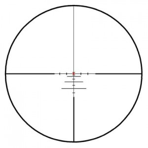 Konus 3-10x44 Konuspro-275 Muzzleloader Scope