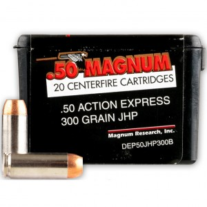 Magnum Research Handgun 50 Action Express 20rd Ammo
