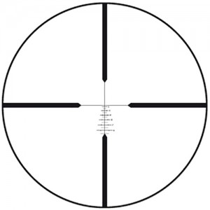 Meopta 6.5-20x50 MeoPro HTR Rifle Scope