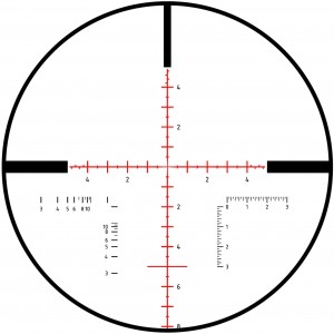 Minox 3-15x50 ZP TAC 34mm Riflescope