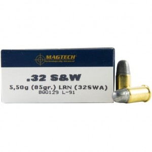 Magtech Handgun 32 Smith & Wesson 50rd Ammo