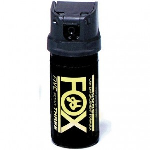 Fox Labs Flip Top Pepper Spray Cone Fog
