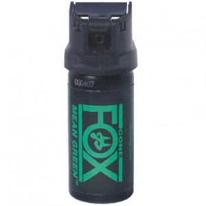 Fox Labs Mean Green Pepper Spray Fog