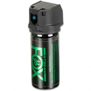 Fox Labs Mean Green Pepper Spray Stream