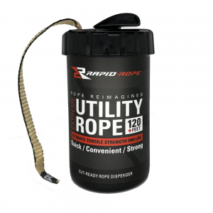 Rapid Rope 120' Rope In A Can
