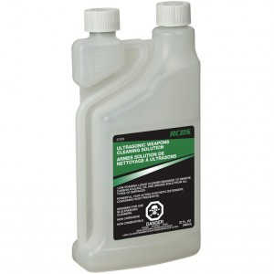 RCBS Ultrasonic Weapons Cleaning Solution