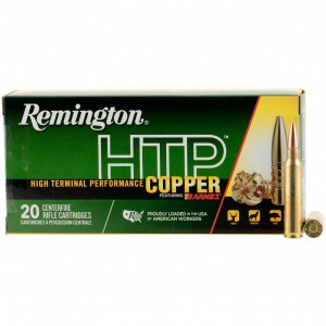 Remington HTP Copper 223 Remington 20rd Ammo