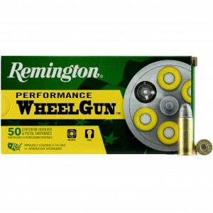 Remington Performance WheelGun 44 Special 50rd Ammo