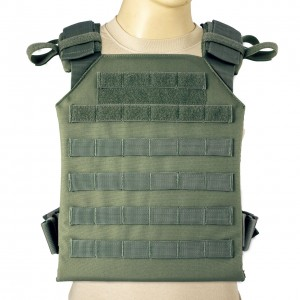 Red Rock Gear MOLLE Plate Carrier