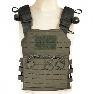 Red Rock Gear Laser-Cut Plate Carrier