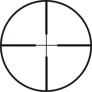 BSA 4-12x40 Special Centerfire Scope