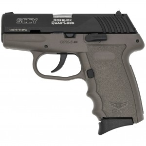 SCCY CPX-3 380 ACP