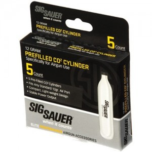 Sig Sauer Advanced Sport CO2 5rd Pack