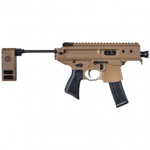 Sig Sauer MPX Copperhead 9mm Luger