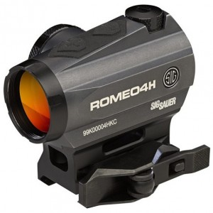 Sig Sauer 1x20 ROMEO4H Red Dot Sight Kit