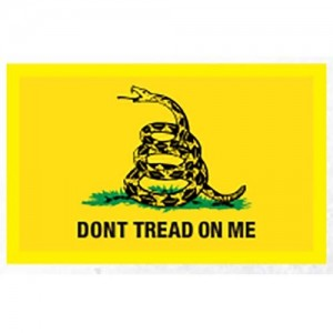 SME Don't Tread On Me Patch