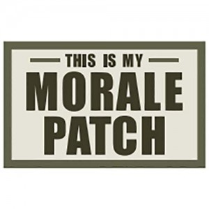 SME This Is My Morale Patch