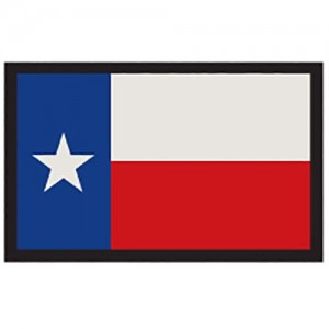 SME Texas Flag Patch