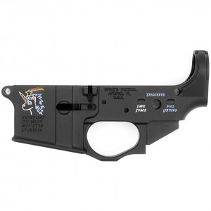 Spike's Tactical Snowflake Stripped Lower Receiver