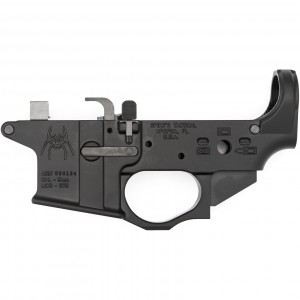 Spike's Tactical 9mm Spider Stripped Lower Receiver