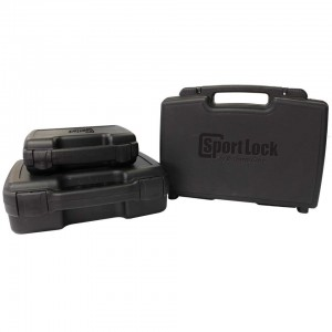"SportLock Plastic 10"" Single Handgun Case"