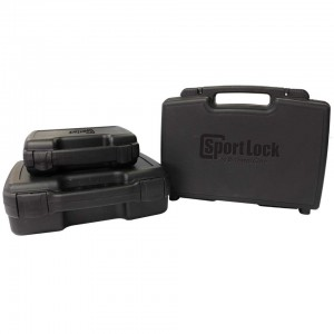"SportLock Plastic 14"" Quad Handgun Case"