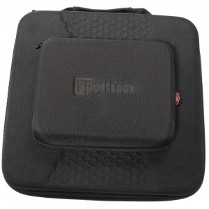 SportLock EVA Double Handgun Case
