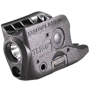 Streamlight TLR-6 Gun Light with Integrated Red Laser