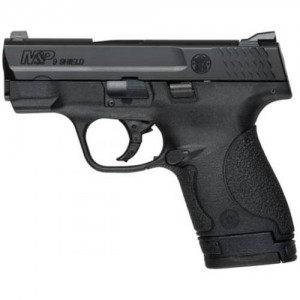 Smith & Wesson M&P9 Shield No Thumb Safety MA Compliant 9mm