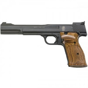 Smith & Wesson Model 41 22 Long Rifle Pistol