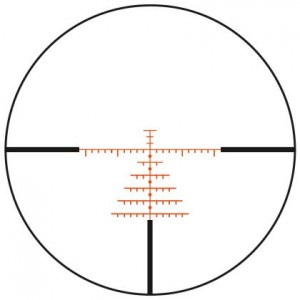 Swarovski 5-25x56 X5i 30mm Riflescope