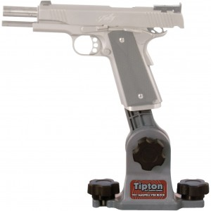 Tipton 1911 Mag Well Vise Block