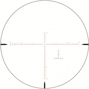 Leatherwood 7-30x50 Top Angle Professional 30mm Rifle Scope