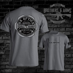 U.S. Optics Accuracy T-Shirt
