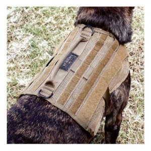 United States Tactical K9 Mesh MOLLE Vest