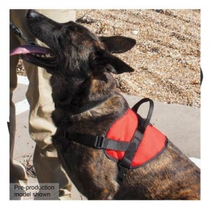 United States Tactical K9 Service Vest