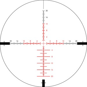 Vortex 5-25x50 Viper PST Gen II 30mm Rifle Scope