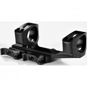 "Warne MSR Extended Quick Detach Skeletonized 1"" Mount"