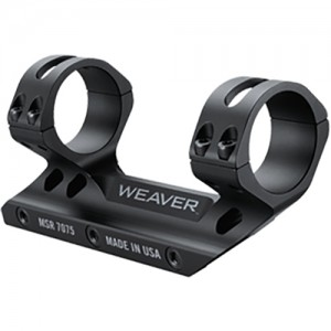 Weaver Premium MSR 34mm Mount
