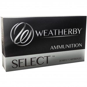 Weatherby Select 257 Weatherby Magnum 20rd Ammo
