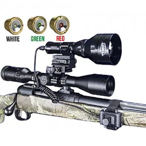 Wicked Hunting Lights W403IC Deluxe Night Hunting Light Kit