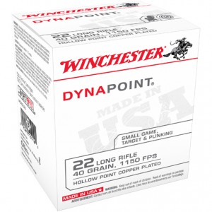 Winchester USA 22 Long Rifle 500rd Ammo