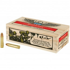 Winchester WWII Victory Series 30 Carbine 20rd Ammo