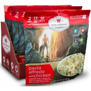 Wise Foods Pasta Alfredo with Chicken