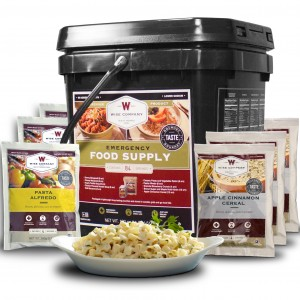 Wise Foods Gluten Free Freeze Dried Entrees