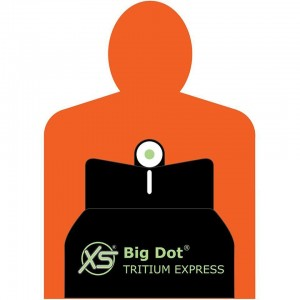 XS Sight DXW Big Dot Handgun Sights