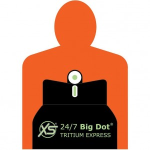 XS Sight DXT Big Dot Handgun Sights