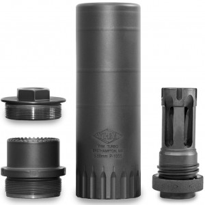 Yankee Hill Machine Turbo K Suppressor
